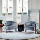 571 Back-Wing Armchair