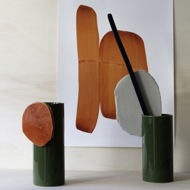 Vases Découpage