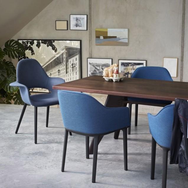 EM Table (Solid Wood)