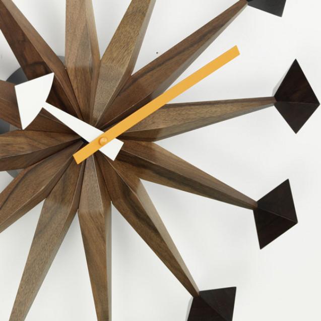 Wall Clocks Polygon Clock