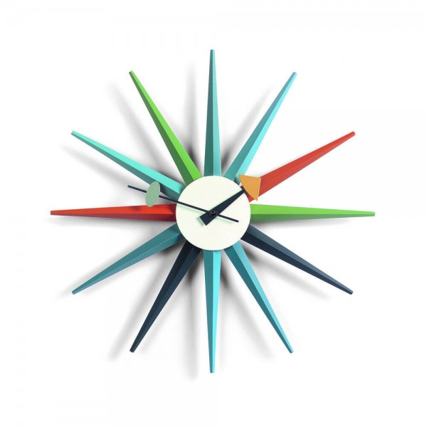 Wall Clocks - Sunburst Clock