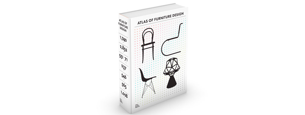 Atlas of Furniture Design by Vitra Design Museum